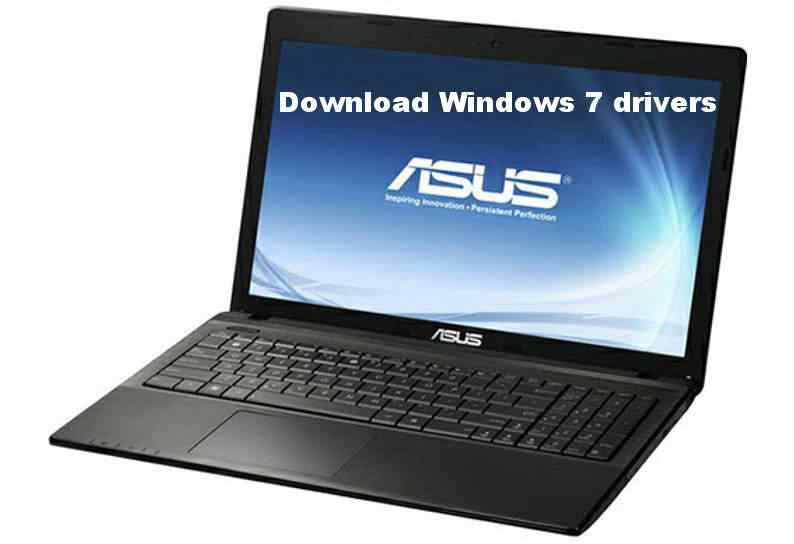 Asus K50in Drivers For Windows 7 Download