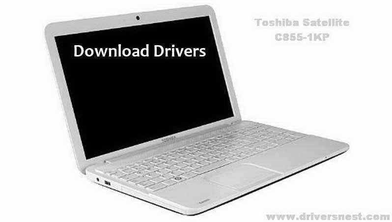 Download windows 7 drivers for Notebook Toshiba Satellite C855-1KP ...
